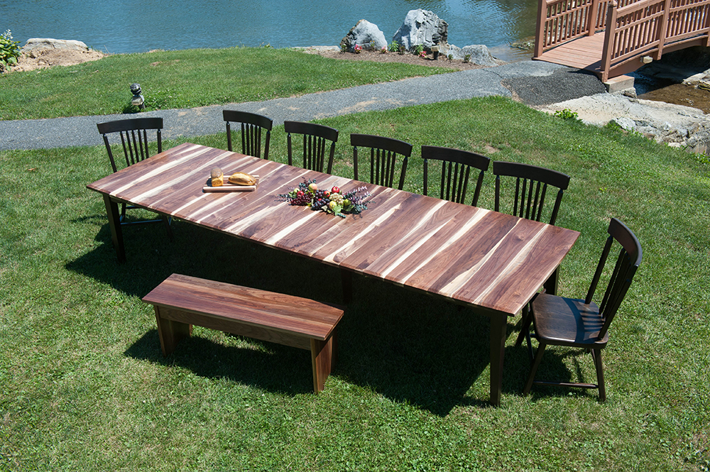 Budding business turns into thriving furniture manufacturing