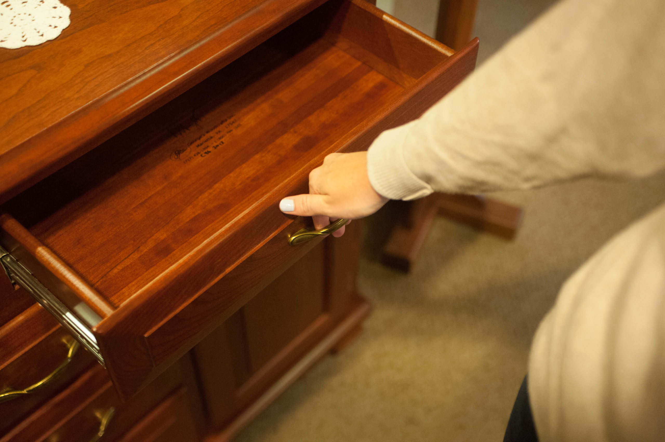 care for solid wood furniture