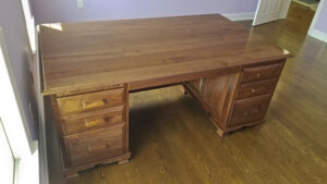 Executive desk custom handmade furniture store lancaster